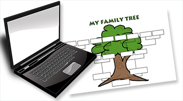 Online Genealogy Research