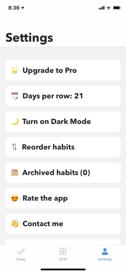 Super Habit Tracker & Streaks Screenshots