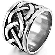 simbolos celtas anillo nudo celta