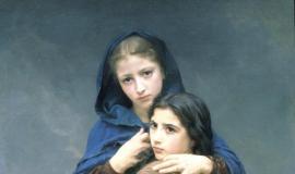 法国学院派画家William Adolphe Bouguereau作品