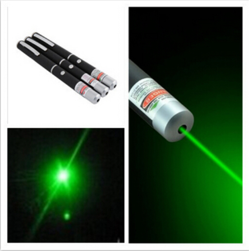 wholesale Hot selling 5mw Green laser pointer pen