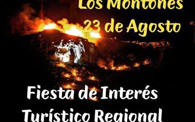 Los Montones. Declarada Fiesta de Interés Turístico Regional.