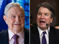 Soros-Funded MoveOn.org Threatens 'Direct Action' Over Kavanaugh