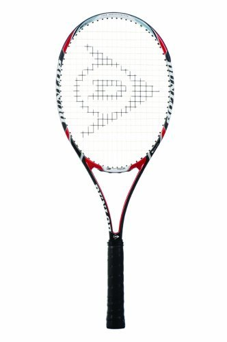 The Dunlop Aerogel 4D 200 tennis racket