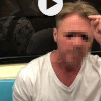 American man accuses HedyLee of 'racism' when asked to turn down phone on Taipei MRT