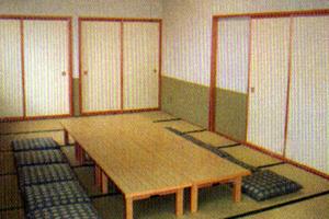 遺族控え室