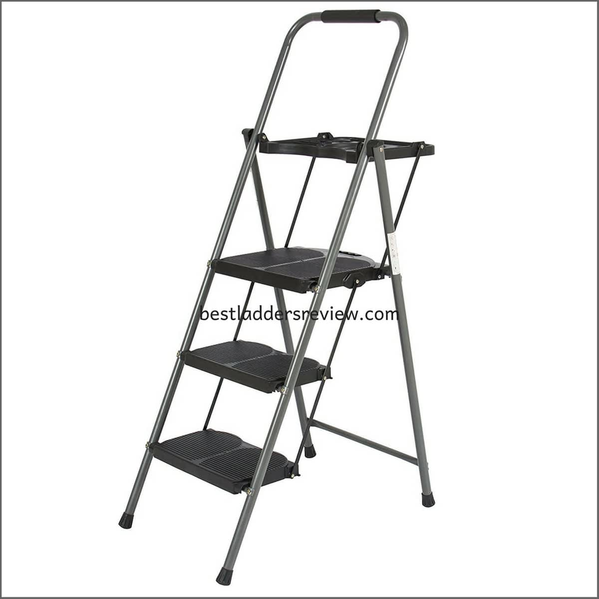 Best choice 3 step platform ladder | best step ladders for home use