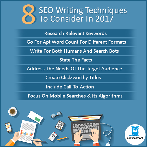 8-SEO-Writing-Techniques-To-Consider-In-2017