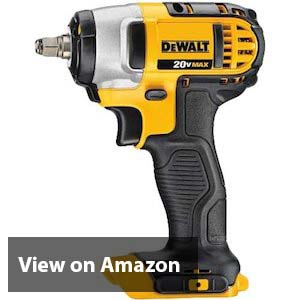 Best Impact Wrench for Scaffolding Jobs