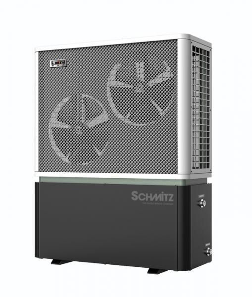 斯米茨直流变频空气能空调