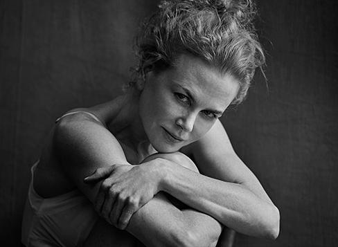 Nicole Kidman by Peter Lindbergh