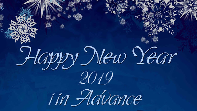 Advance Happy New Year 2020 Wishes