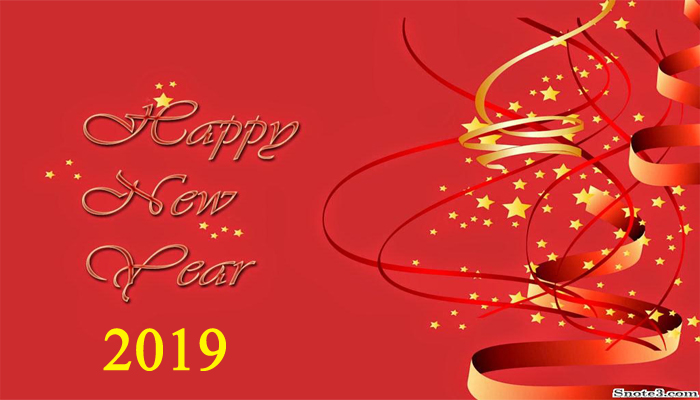 Happy New Year 2019 Wishes Messages Greetings Images Status