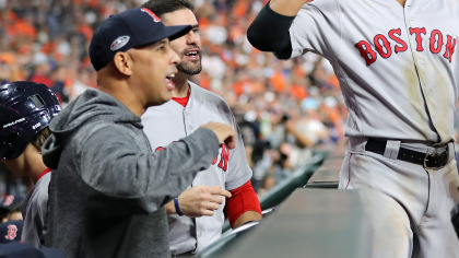 gettyimages 1052313620 Ups And Downs From Red Sox 8 2 Win Over Astros In Game 3 Of ALCS