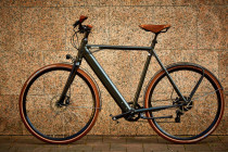 Das schlanke E-Bike