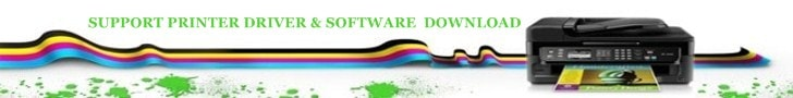 Support Printers Driver, Software And Firmware