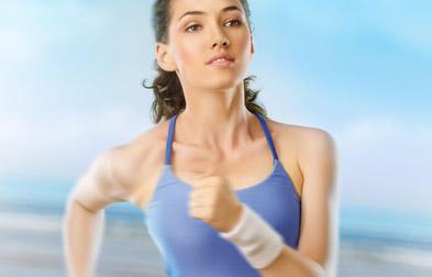 女人冬天跑步減肥的必備常識