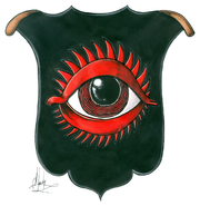 Coat of Arms of Sauron by Alexander Liptak