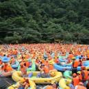 【推荐】秦岭峡谷漂流6月16号开业!漂流+滑雪,让你清凉一夏!