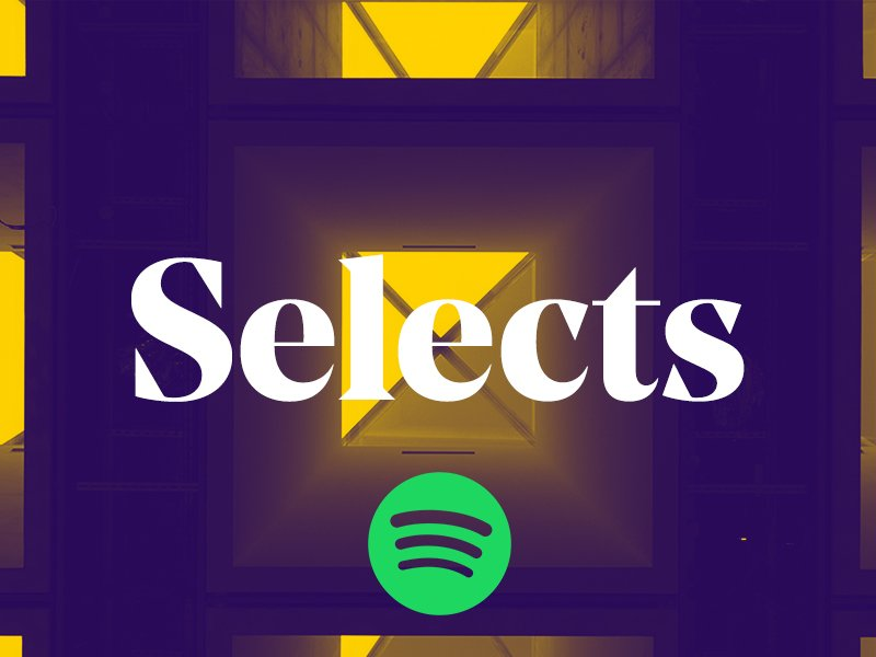 Southbank Centre Selects - Spotify Playlist Graphic