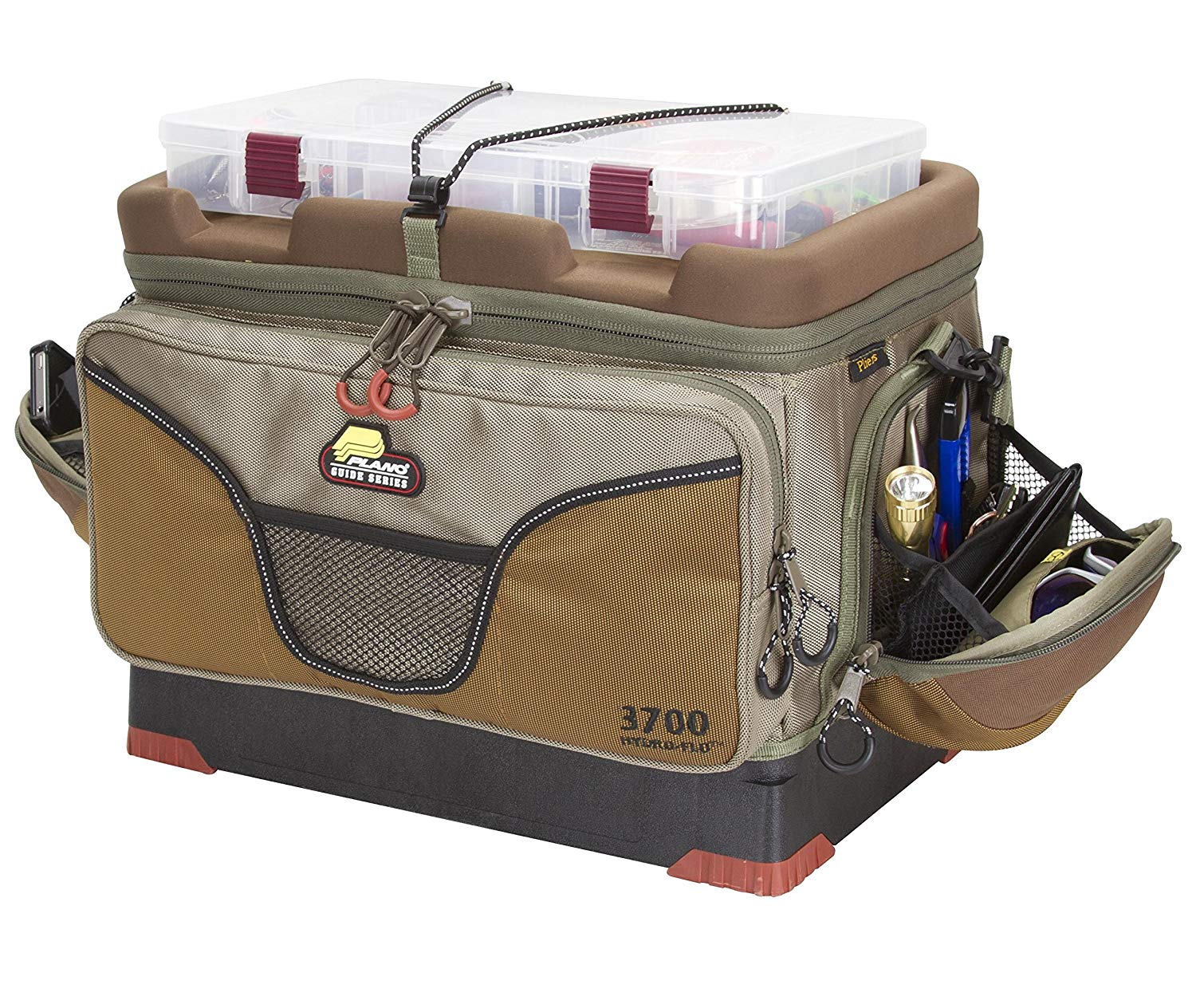 Plano 467410 Hydro-Flo Guide 3700 Series Tackle Bag