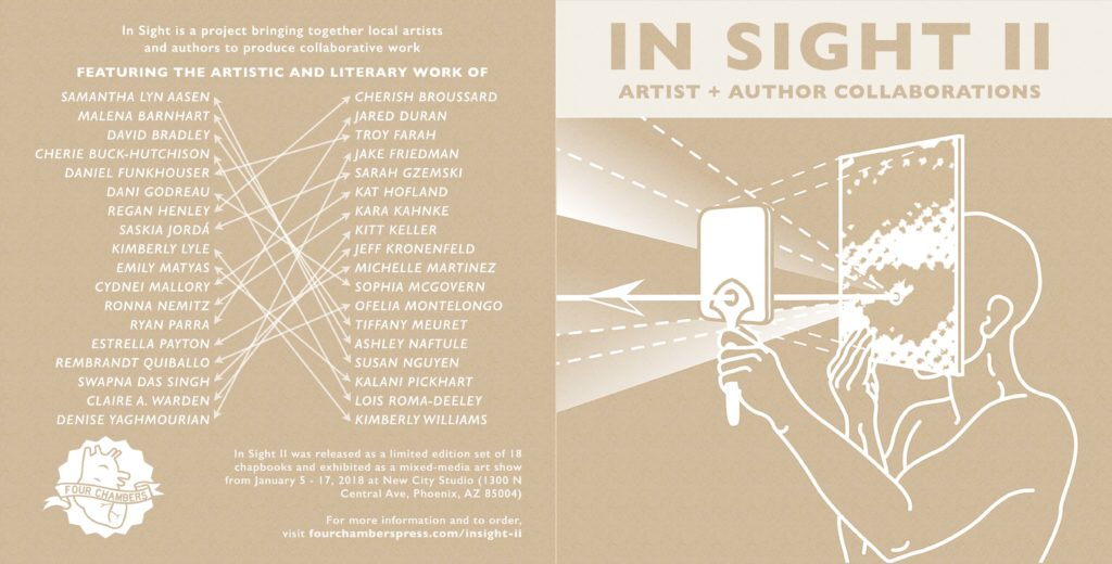 Cover of In Sight II: Artist + Author Collaborations