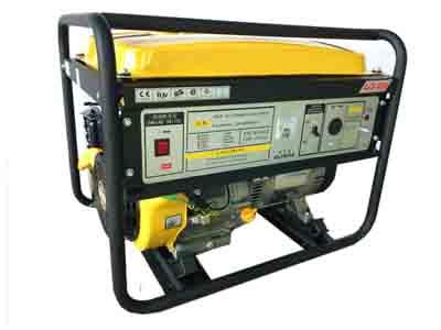 工程用汽油发电机--重庆名牌,出口精品。OHV发动机、电动启动、自动风门、数显集成仪表 节能省油、机油报警器、油门自动调节、智能开关AVR高精自动稳压;单、三相等功率转换 主要优