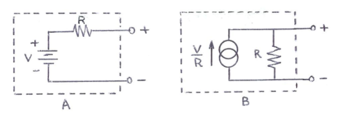 Circuit Challenge 2 -- V with series R vs. I with parallel R