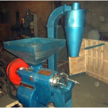 山西碾米机成套设备的设计与使用特点