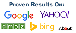 Google, Yahoo, Bing - Get Top Results On All Major Search Engines!
