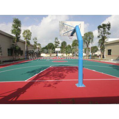东莞篮球场施工厂家 丙烯酸篮球场施工队 包工包料