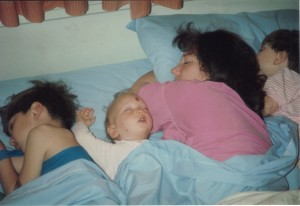 family bed 1994