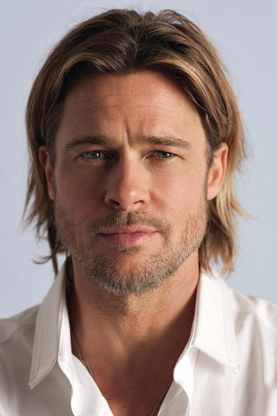 Brad Pitt's Stubble