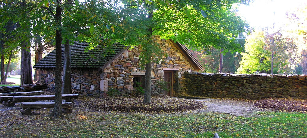 Old-Stone-Jail-at-Gold-Hill