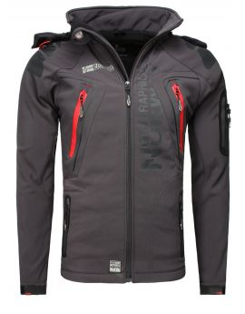 Veste softshell gris geographical norway