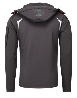 Veste softshell gris geographical norway pas cher
