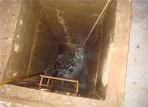 污水井堵漏