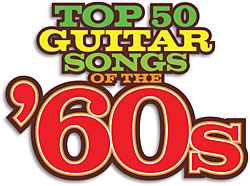 Top Guitar Songs of the 1960s