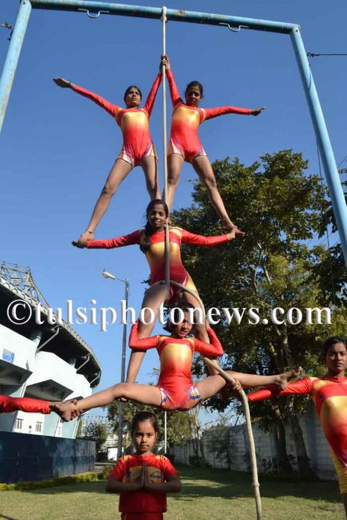 rope Malkhamb yoga in Bhopal