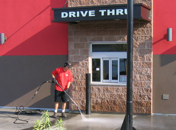 Savannah Commercial Pressure Cleaning