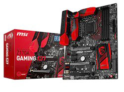 MSI Z170A Gaming M7 Mainboard