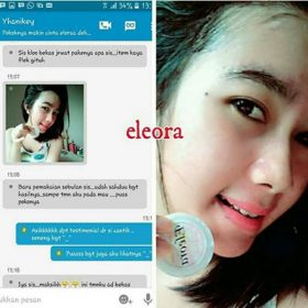 testimoni cream eleora diamond 1