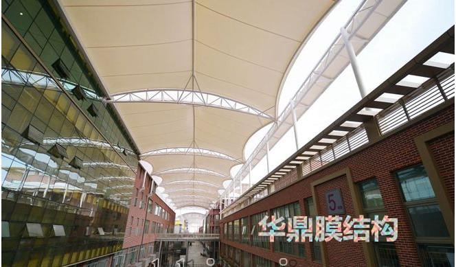 泰安屋顶膜结构