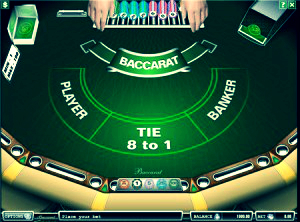 the best time for baccarat game