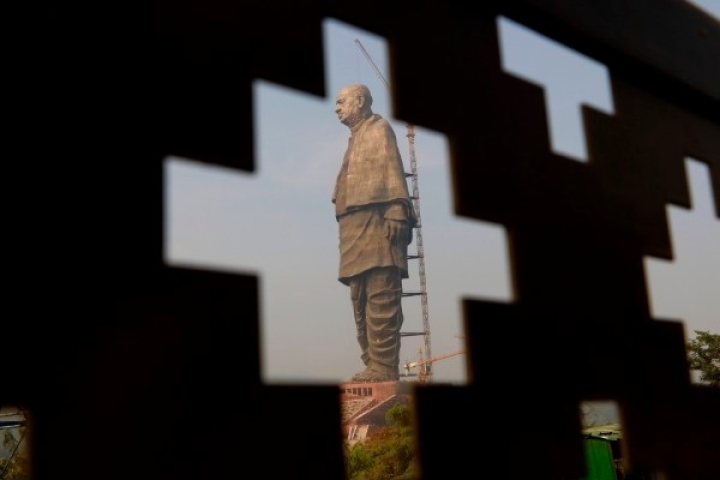 How The Statue Of Unity Overcame Design And Engineering Challenges To Stand 182-Metre Tall