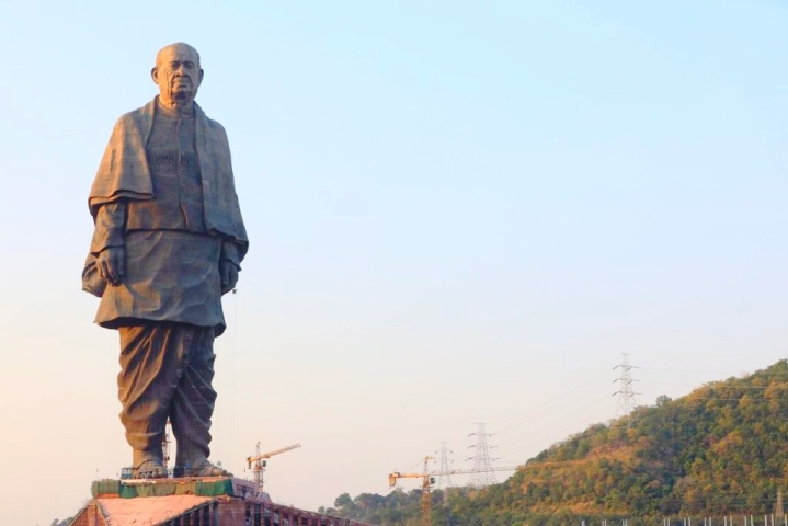 Was The Statue Of Unity Really Made In China? Here Are The Facts