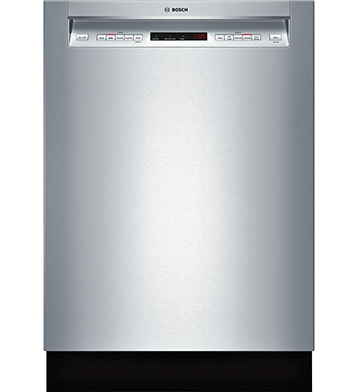 """Bosch SHE65T55UC 500 24"""" Stainless Steel"""
