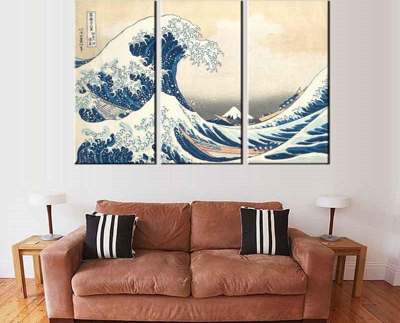 The Great Wave Of Kanagawa Wall Art By Wall26 Review