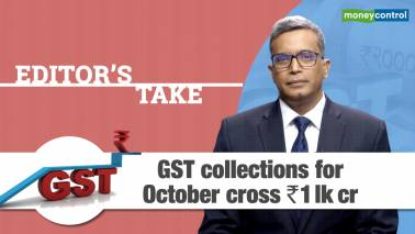 Editor's Take | GST mop-up tops Rs 1 lakh crore