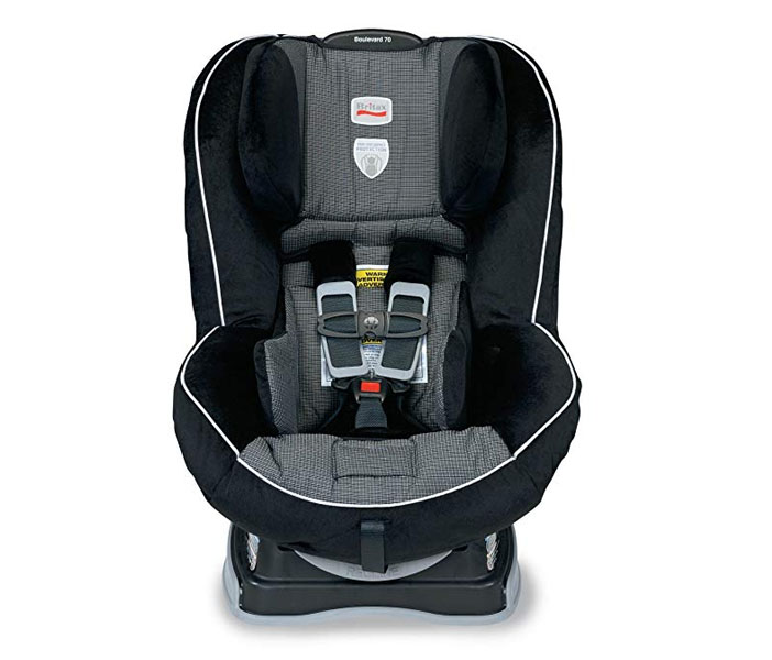 Britax Boulevard 70 Convertible Infant Car Seat